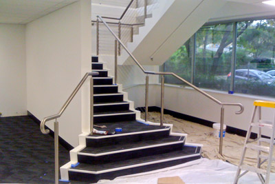 Wire Balustrade